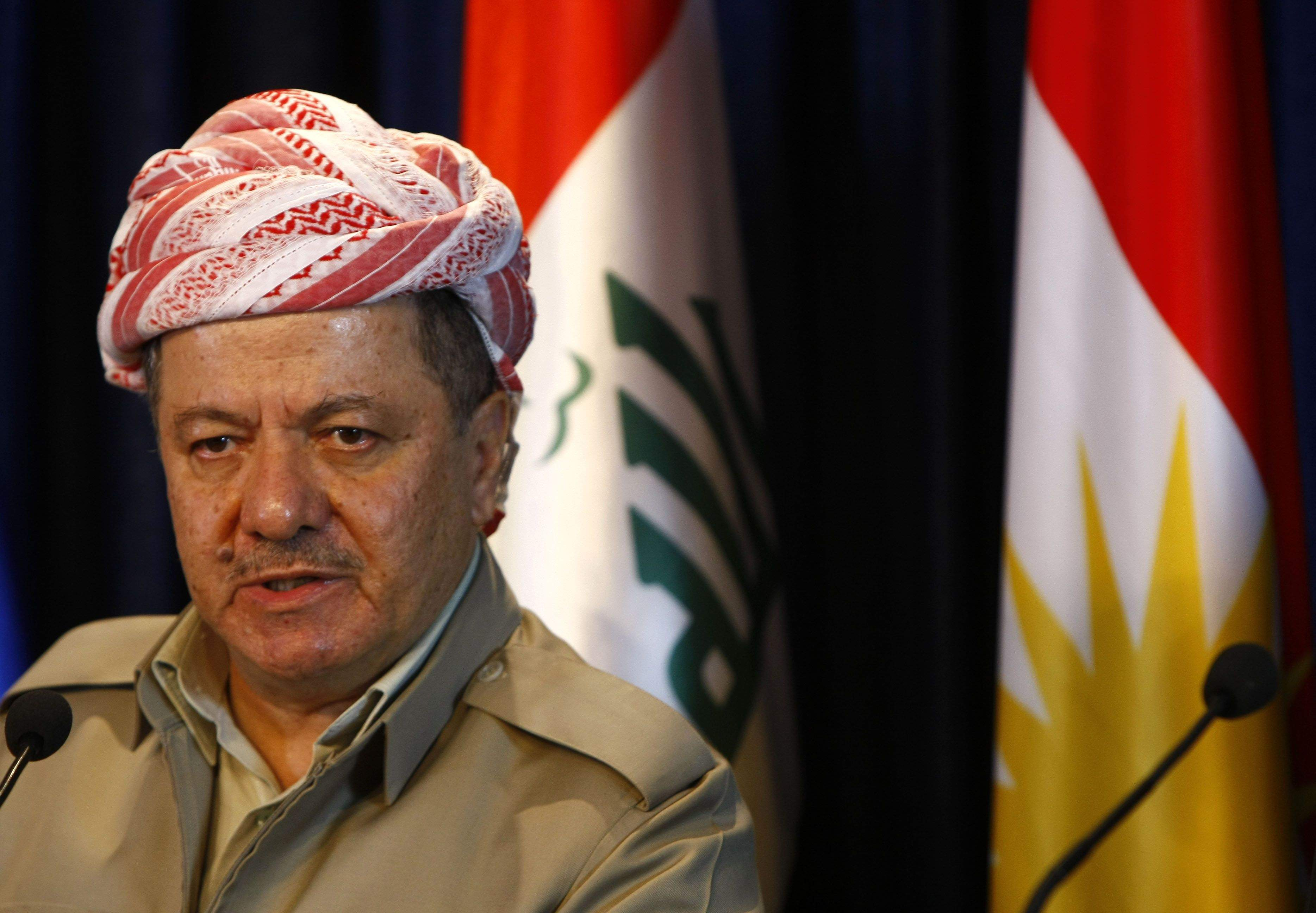 Kurds may seek Iraq backing