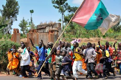 Africa's Bloodiest War / Burundi War Toll 200,000 Since Oct. 21
