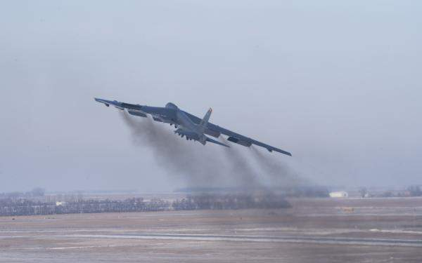 B-52, with new engines and more, outlasts upstarts to be more viable, vibrant and vicious
