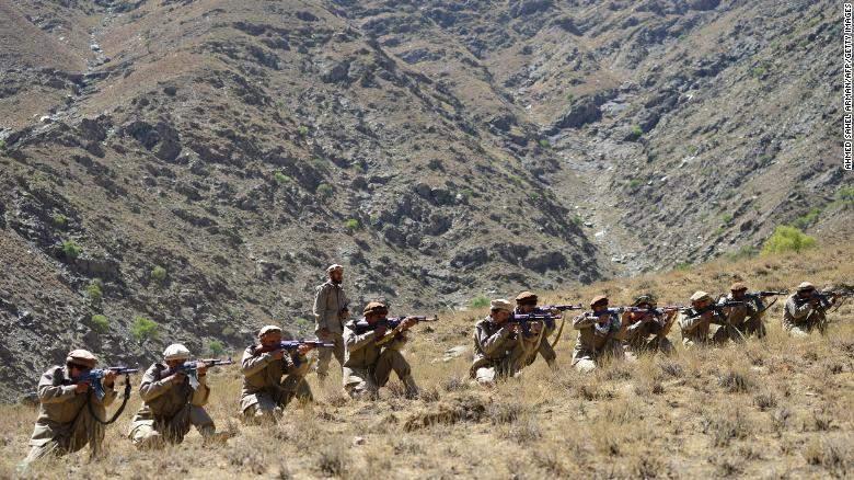Pentagon Adds Afghan Resistance to SOL List
