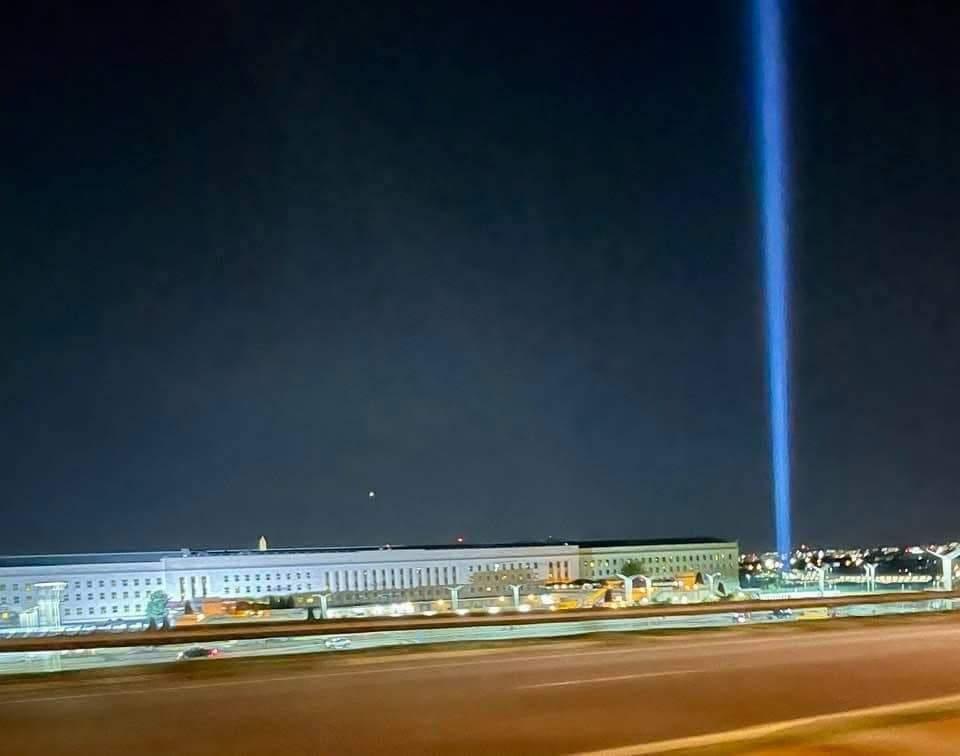 September 11 City Lights
